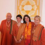 Rishis zu Gast im Bhavani-Yogastudio