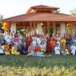 Guru Purnima Gruppenfoto