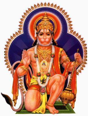 Cover: Sri Hanuman Chalisa
