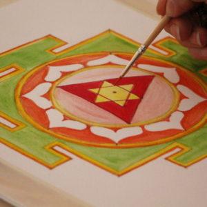 Bild: Ganesha Yantra